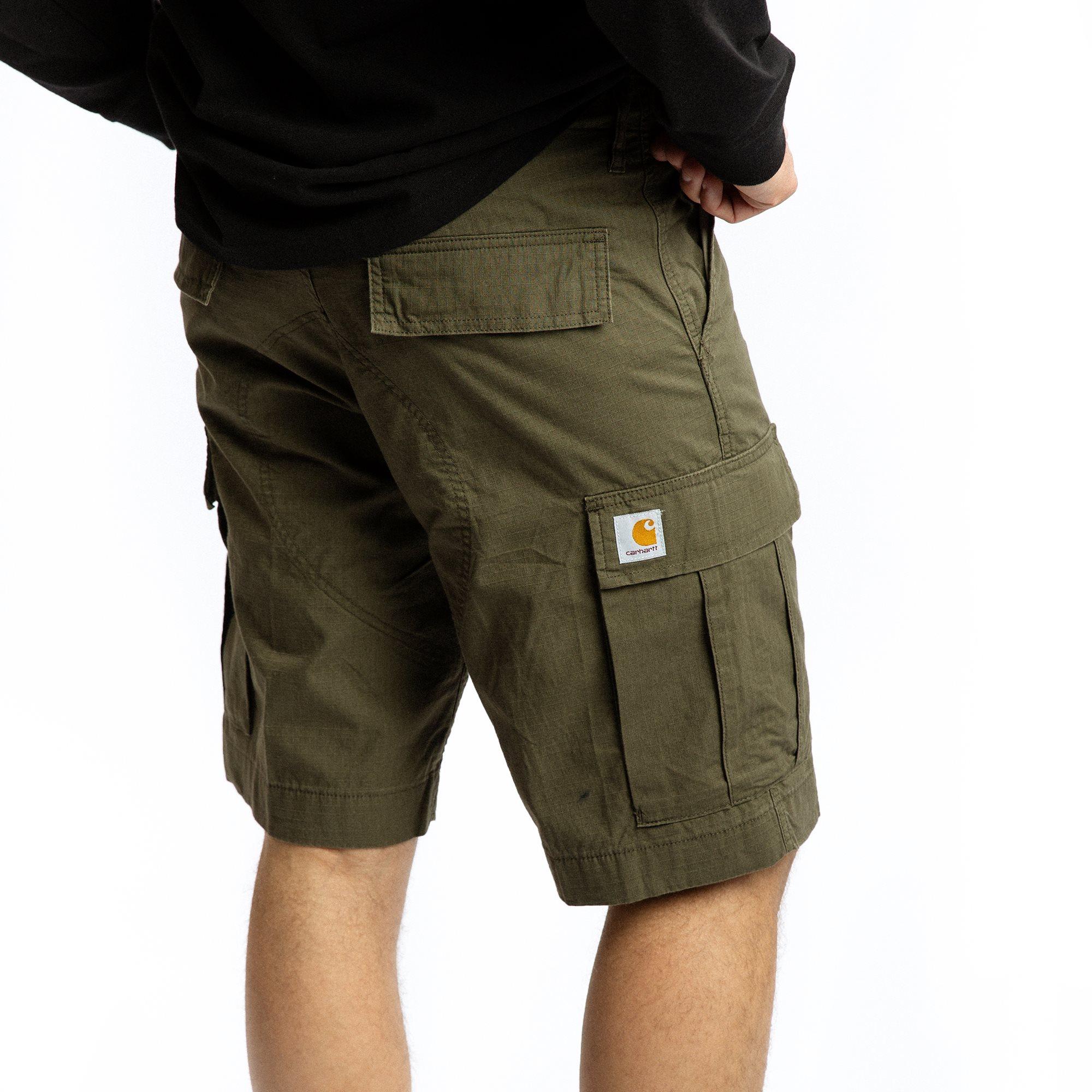 Regular Cargo Shorts I028246 - Shorts - Regular fit - Grøn